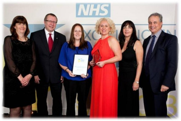 Image - Medical Services Award to NWTS